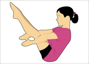 Also Called As Navasana Boat Pose Is One Of The Easiest Kids Yoga That Can Be Implemented Without Any Difficulty It Fun And Enjoy Performing