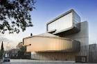 Modern Copper Concrete House Design | DigsDigs