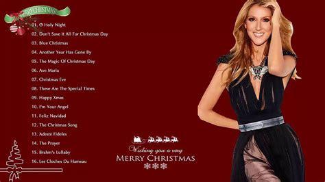 celine dion christmas songs full album merry christmas