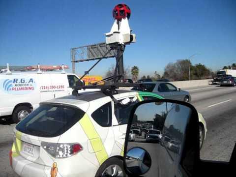 Ever Wonder How They Do Google Maps Street Views I