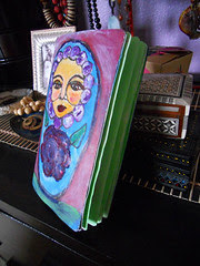 The Sketchbook Project 2011- cover