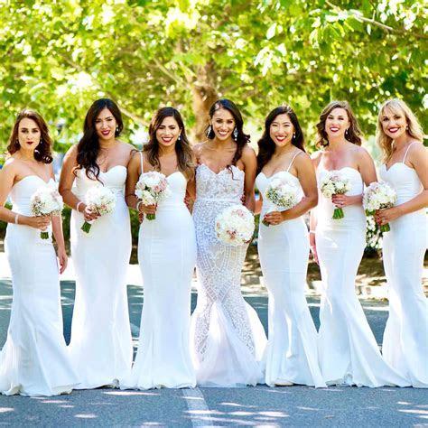 Summer Bridesmaids Dresses   Inspiration   White Runway Blog