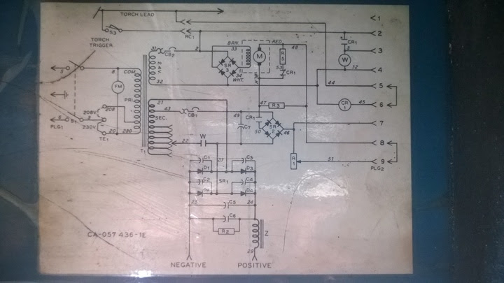 Wiring Diagram For Millermatic
