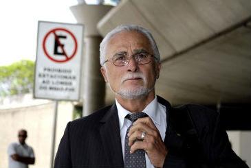 O ex-deputado deu entrada no Instituto de Cardiologia, em Brasília,  com fortes dores no peito (Viola Júnior/CB/D.A Press)
