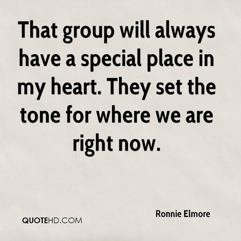 Ronnie Elmore Quotes Quotehd