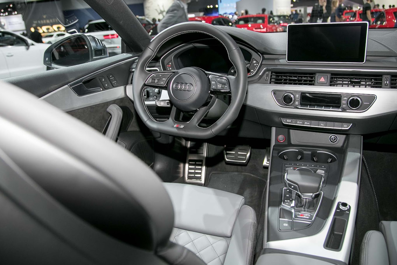 2018 Acura Tlx Interior New Cars Review