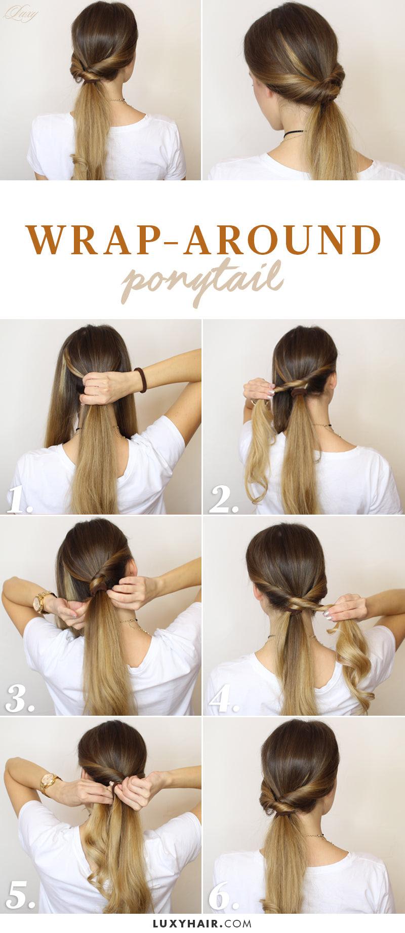 3 Easy Hairstyles For Fall (Heatless) - Luxy Hair