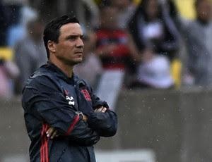 Zé Ricardo Flamengo (Foto: André Durão)