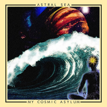 My Cosmic Asylum EP cover art