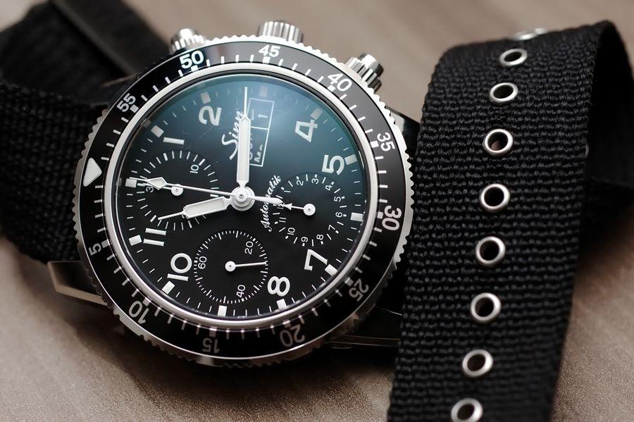 Auf Welche Seite Kommt Die Uhr   Chronograph Uhren