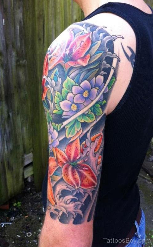 Japanese Flower Tattoo Tattoo Designs Tattoo Pictures