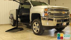 New Chevrolet Wheelchair Vans For Sale Blvd Com