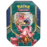 Pokemon TCG: Fall Battle Heart Tin Volcanion EX
