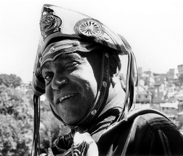 O Rei do Baião, Luiz Gonzaga. (Foto: Reprodução/Palacete das Artes)