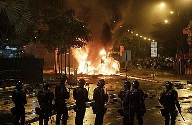 Singapore's Little India Riot: Was Alcohol to Blame?