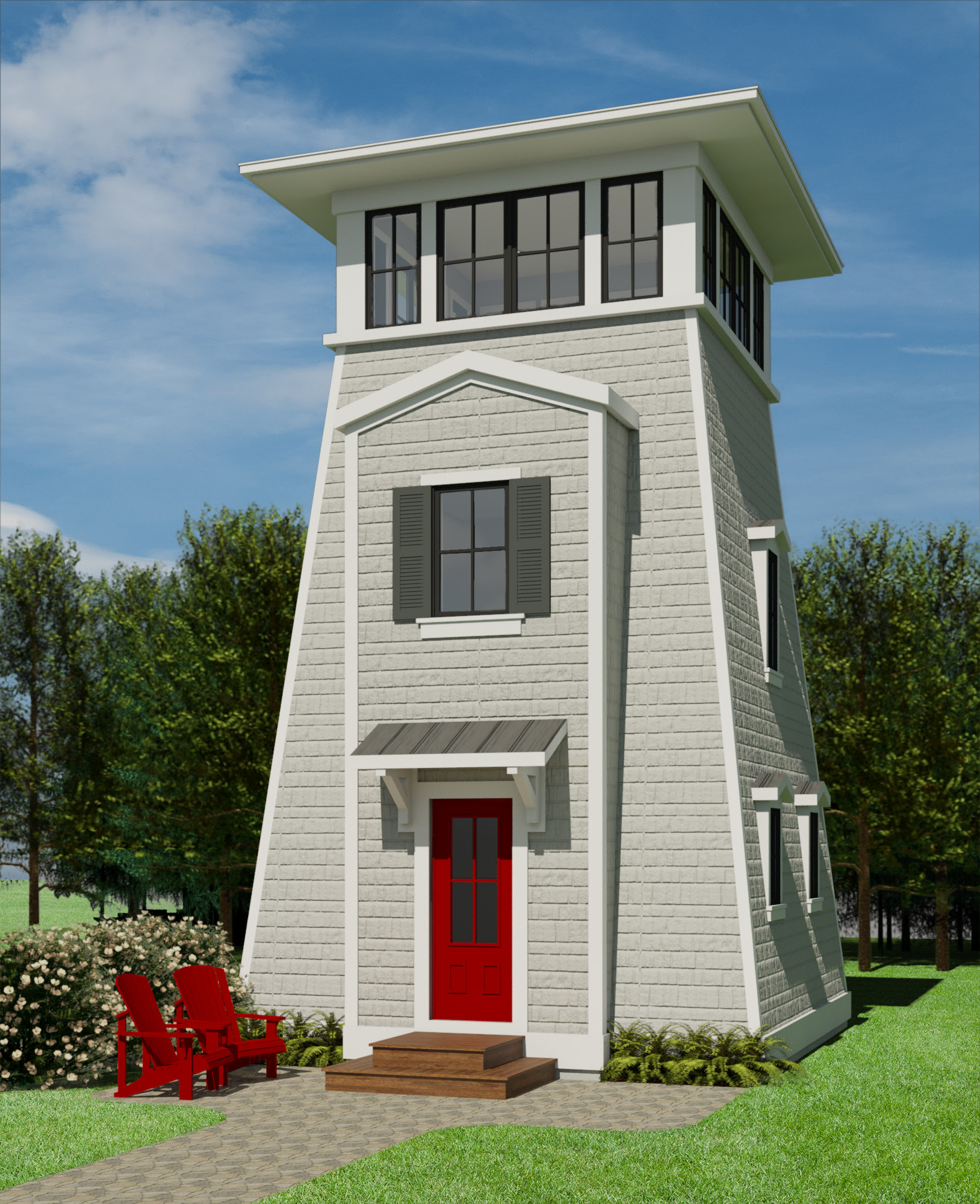 The Nova Scotia: Small Home Plans - Small House Plans For Sale Small House Bliss