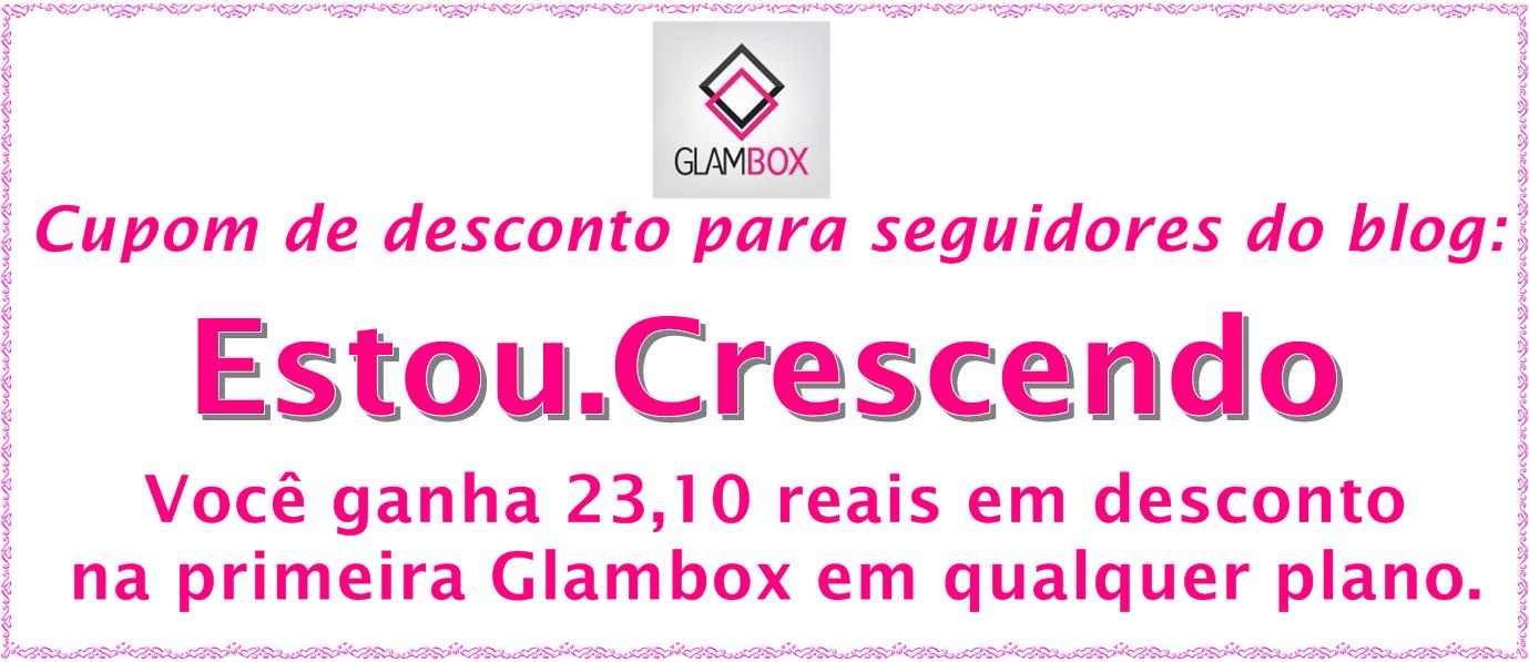 Glambox de maio de 2015 {resenha}