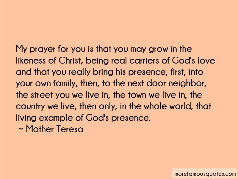 My Prayer For You Quotes Top 44 Quotes About My Prayer For You From