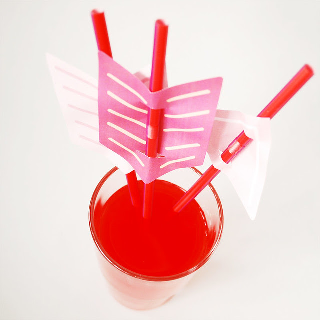 Arrow Straws