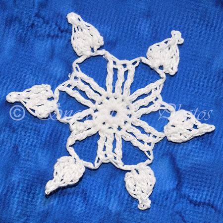 Garden Snowflake 10