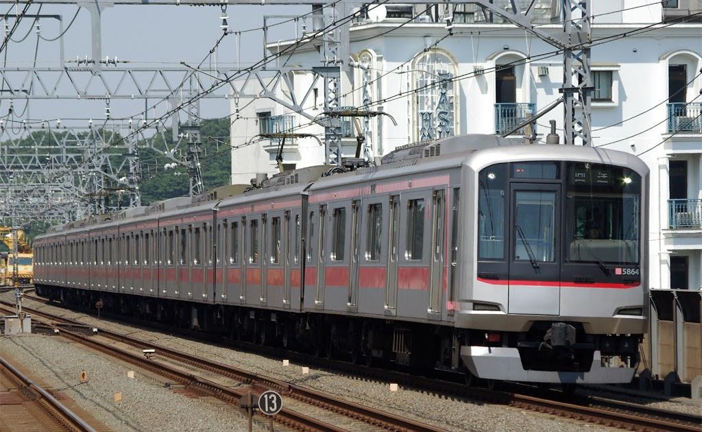 ジャボデタベク電気鉄道センター: Tokyu 5050 & Batch 4000