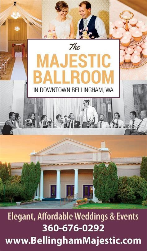 The Majestic Ballroom   Bellingham Wedding Venues