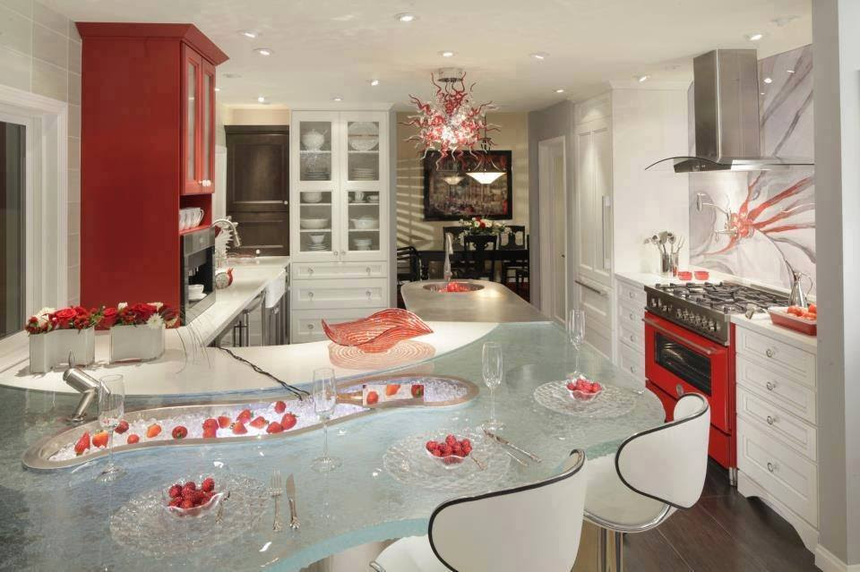 Great kitchen designs for beautiful house