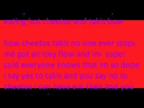 Hot Cheetos And Takis Lyrics
