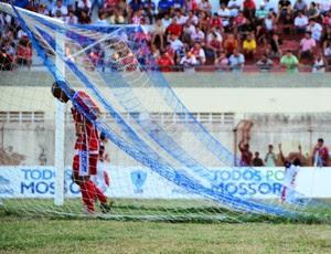 Potiguar de Mossoró, pior campanha do Campeonato Brasileiro (Foto: Wilson Moreno/Gazeta do Oeste)