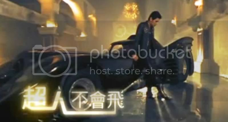 Jay Chou,Superman Can't Fly MTV