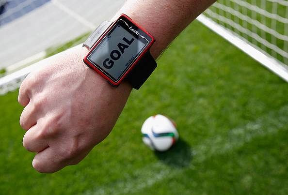 Image result for goal line technology