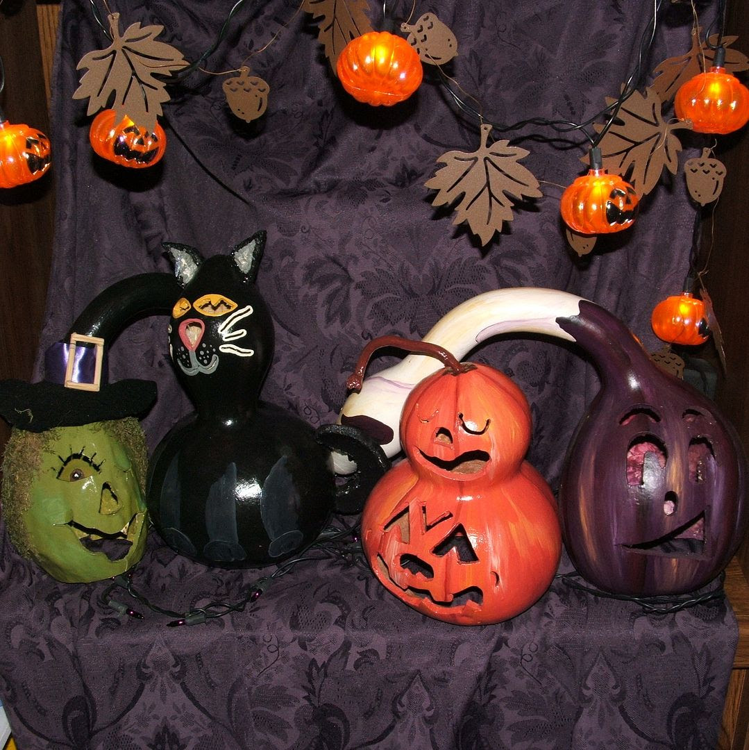 Gourd-o-lantern Babies by Angie Ouellette-Tower for godsgrowinggarden.com photo 006_zps94061b98.jpg