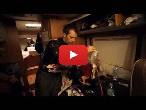 Dakar Rally 2015 Team HRC Stage 4 - Behind the  Scenes