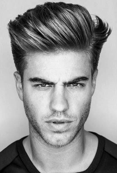 Mittellang Jungs Frisuren Für Dicke Haare Kunstopde