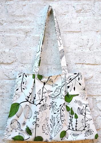 Ik maak een tas Van Katoen