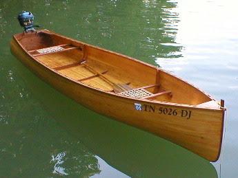Thread: Square stern canoe type boats