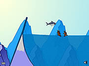 Jogar Shark mountain Jogos