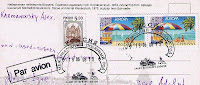 Rusia stamps