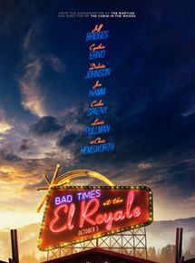 Bande-annonce Sale temps à l'hôtel El Royale