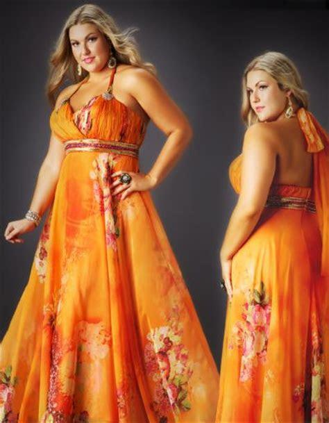 cassandra stone ii  size orange floral print prom