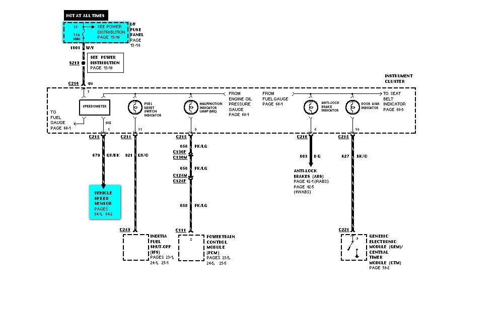 29 1997 Ford Ranger Wiring Diagram - Wiring Diagram List