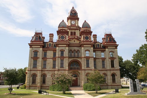 the caldwell county courthouse