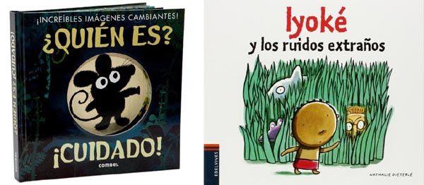 libros infantiles sobre el miedo a la oscuridad