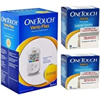 OneTouch Verio Flex Blood Glucose Monitor