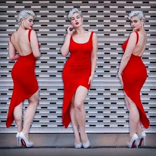 Esta mulher plus size desafiou todos os estereótipos da indústria da moda