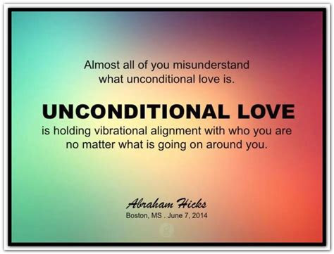 Esther Hicks Quotes Love