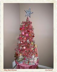 Shiny Pink Christmas! 4