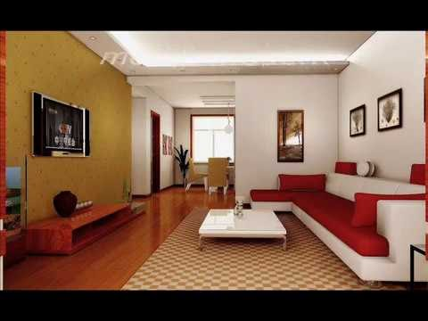 newest cat ruang tamu minimalis dan elegan, video
