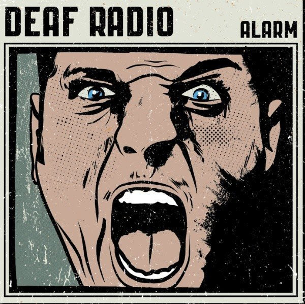 Deaf Radio - Alarm Album Cover