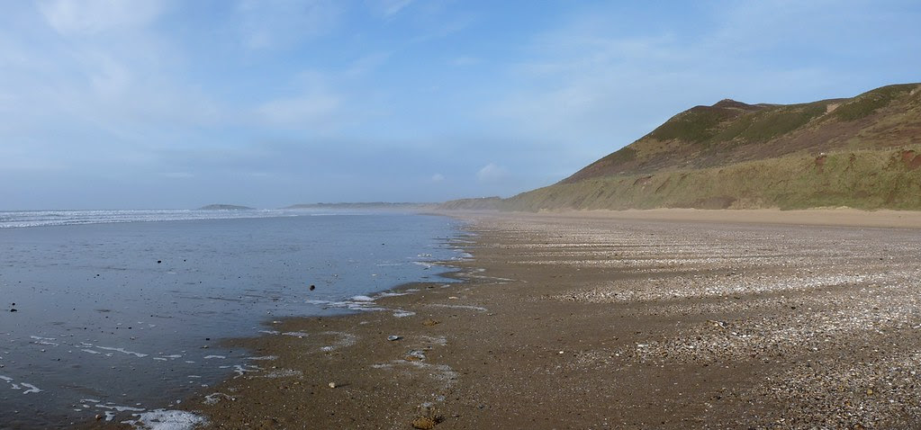 25536 - Rhossili Beach, Gower